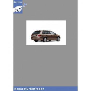 VW Golf VI Variant, Typ AJ (10>) Bremsanlagen - Reparaturanleitung