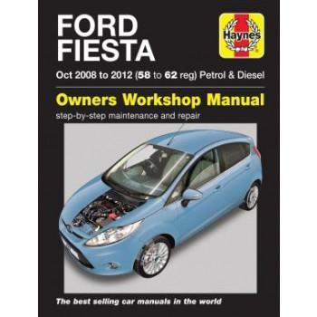 Ford Fiesta (08-11) Haynes Repair Manual