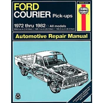 Ford Courier Pick-up (72-82) Haynes Repair Manual