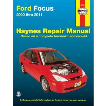 Ford Focus Petrol (00-11) Repair Manual Haynes
