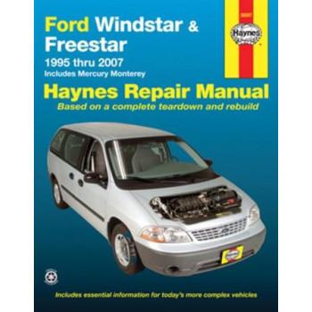 Ford Windstar & Freestar (95-07) Repair Manual Haynes