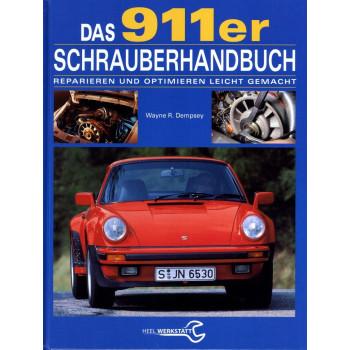 Porsche 911 (1964-1989) Schrauberhandbuch Reparaturanleitung