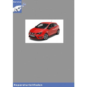 Seat Ibiza Typ 6J  (08>) Karosserie, Montagearbeiten innen