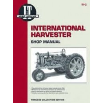 Harvester F12, F14, F20, F30, W12, W30, W40 - Werkstatthandbuch