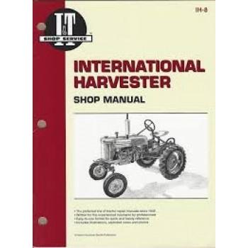 Harvester Super/Non-Super Series - Werkstatthandbuch