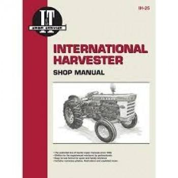 Harvester 460, 560, 606, 660, 2606 - Werkstatthandbuch