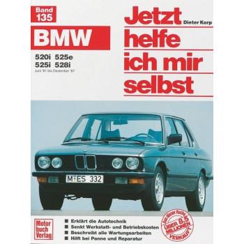 BMW 5er 520i / 525i / 525e / 528i E28 (1981-1987) Jetzt helfe ich mir selbst