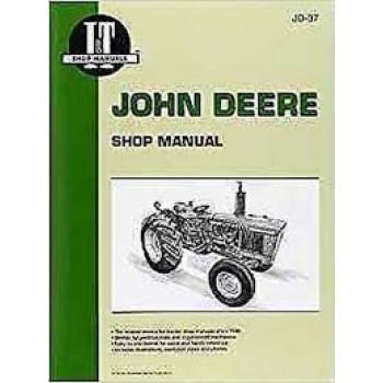 John Deere 1020, 1520, 1530, 2020, 2030 - Werkstatthandbuch