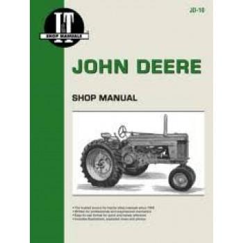 John Deere 50,60,70 Non Diesel - Werkstatthandbuch