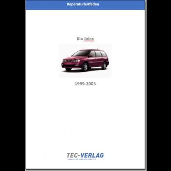 KIA Joice (1999-2003) Werkstatthandbuch