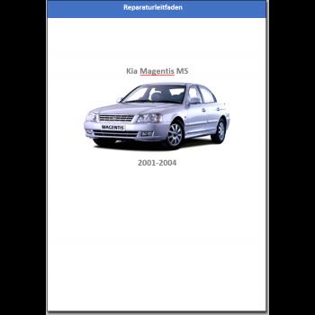 KIA Magentis MS (2001) Werkstatthandbuch Schaltpläne