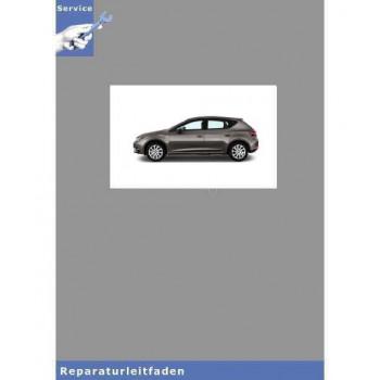 Seat Leon ST Typ 5F (12>) Karosserie- Instandsetzung - Reparaturanleitung