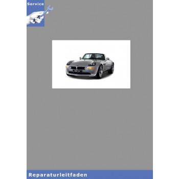 BMW Z8 E52 (98-03) Karosserie und Karosserieinstandsetzung - Werkstatthandbuch