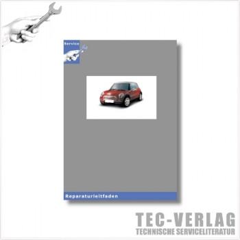 BMW MINI R58 (10-15) Elektrische Systeme - Werkstatthandbuch