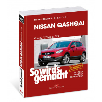 Nissan Qashqai (07-13) - Reparaturanleitung So wird`s gemacht