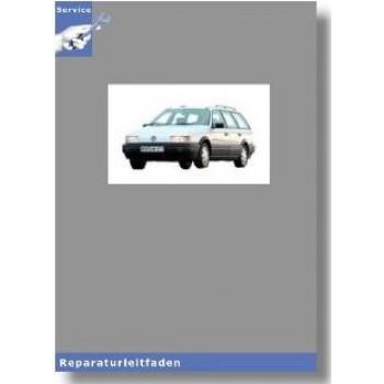 VW Passat B3, Typ 31 (88-94) 5 Gang-Schaltgetriebe 02C - Reparaturanleitung