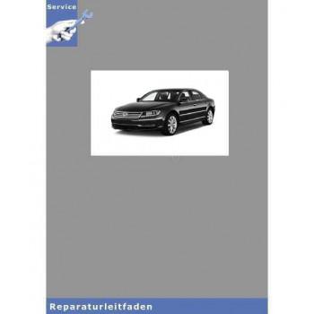VW Phaeton, Typ 3D (01>) Automatisches Getriebe 01V - Reparaturanleitung