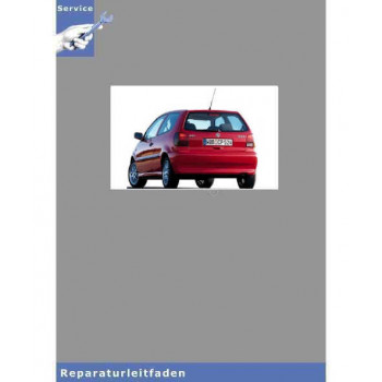 VW Polo III 6N (94-01) 1,6l 16V 92 kW ARC / AVY - Reparaturanleitung Motor