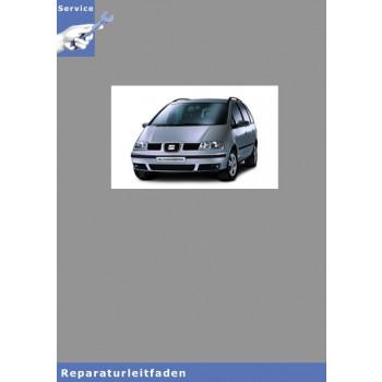Seat Alhambra Typ 7V9 (00-10) 6-Zyl. Einspritzmotor (4-Ventiler), Mechanik
