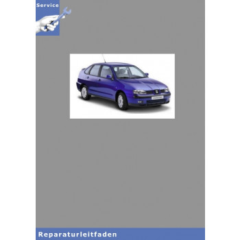Seat Cordoba Typ 6K (99-02) 4-Zyl. Dieselmotor, Mechanik - Reparaturleitfaden