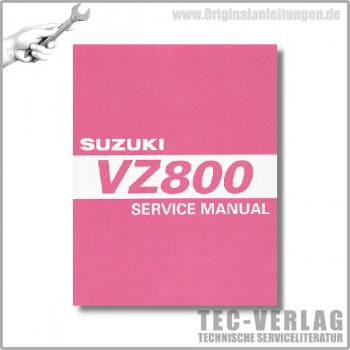 Suzuki VZ800 (98-03) - Service Manual