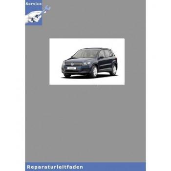 VW Tiguan, Typ 5N (08>) Elektrische Anlage bis 05.2011 - Reparaturanleitung