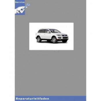 VW Touareg, Typ 7L (02-10) 8-Zyl. Einspritzmotor (Direkteinspritzer)