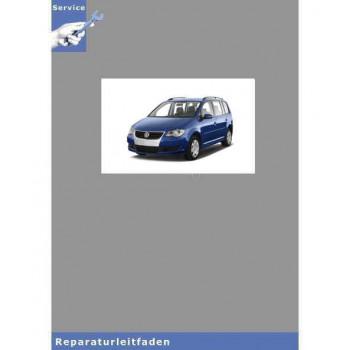 VW Touran, Typ 1T (03-10) 4-Zyl. Benziner 1,4 und 1,6l Motor, Mechanik