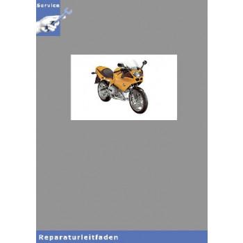 BMW R 1100 S (1998-2005) Werkstatthandbuch