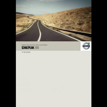 Volvo V50 (2010) Werkstatthandbuch Schaltpläne
