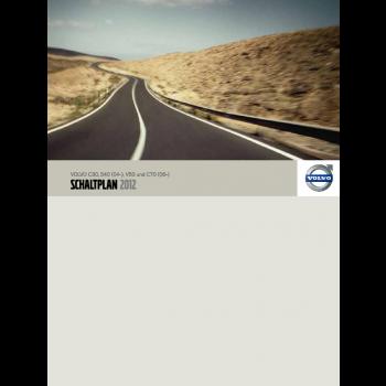 Volvo C70 (2012) Werkstatthandbuch Schaltpläne
