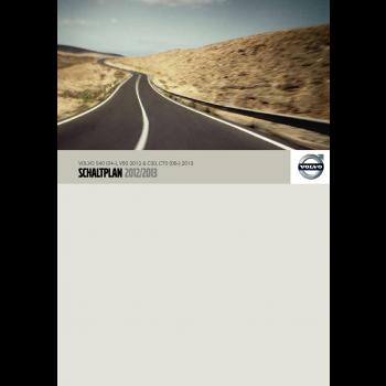 Volvo C70 (2013) Werkstatthandbuch Schaltpläne