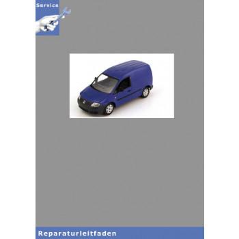 VW Caddy, Typ 2K (03-10) Bremsanlagen - Reparaturanleitung