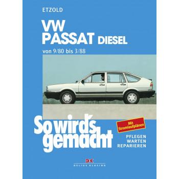 VW Passat B2 / Santana Diesel (80-88) Reparaturanleitung So wird`s gemacht