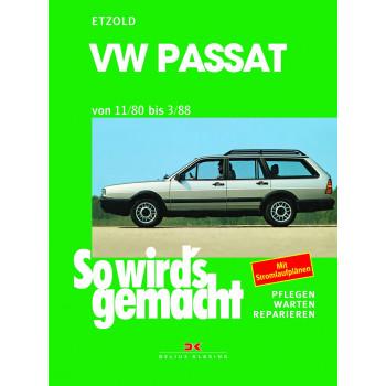 VW Passat B2  Benziner (80-88) Reparaturanleitung So wird`s gemacht