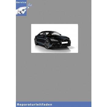 Audi TT  (15>) Karosserie Instandsetzung - Reparaturanleitung