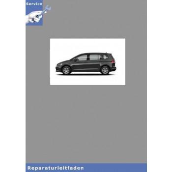 VW Touran (16>) Standheizung Zusatzheizung - Reparaturanleitung