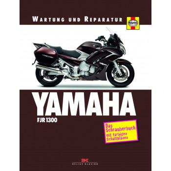 Yamaha FJR 1300 (2001 >) - Reparaturanleitung Schrauberbuch