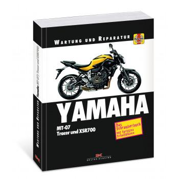 Yamaha MT-07 / Tracer / XSR700 (2014>) - Reparaturanleitung Schrauberbuch