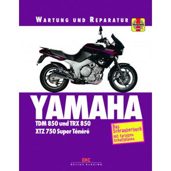 Yamaha TDM 850 / TRX / XTZ 750 Super Tenere (89-99) - Reparaturanleitung