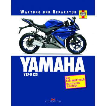 Yamaha YZF-R 125 (08>) - Reparaturanleitung Schrauberbuch