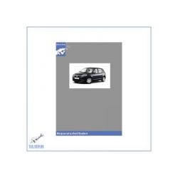 Dacia Sandero Karosserie Außen - Reparaturleitfaden