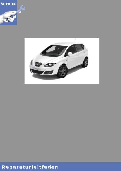 Seat Altea XL Typ 5P5 (06>) Stromlaufplan / Schaltplan ...
