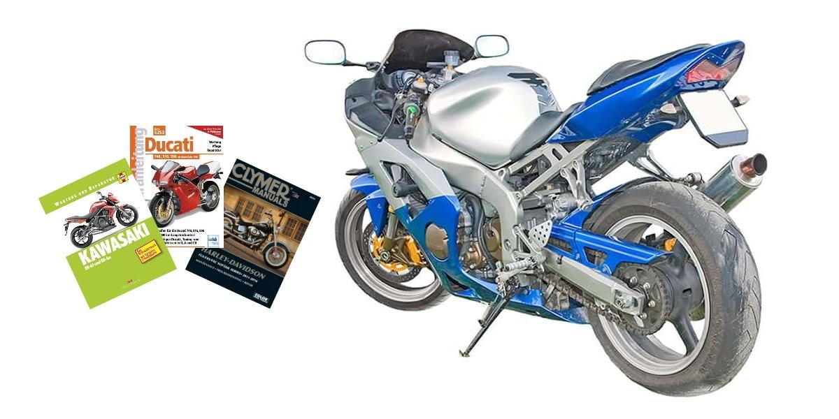 Motorrad Werkstatthandbuch
